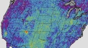Scientists Think They Know What's Causing a Big Cloud of Methane Over the Southwest