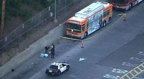 "'Terror threat': Los Angeles quarantines city bus, driver after masked man yells ""I have Ebola"""