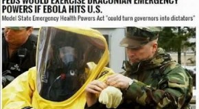 The Signs Are All Here! Ebola Mutations With Medical Martial Law Due To Airborne Ebola In The Cards
