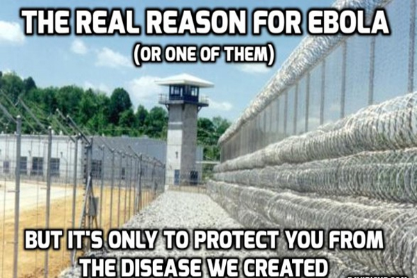 The Slippery Slope To Ebola Martial Law