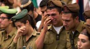 Three Israeli soldiers commit suicide: Report