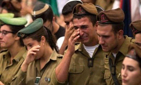 Three Israeli soldiers commit suicide Report
