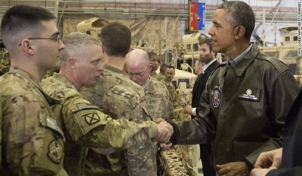 Funcionário dos EUA pede golpe militar contra o presidente Obama