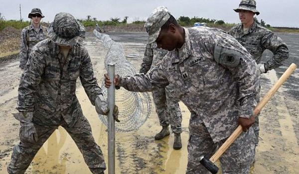 EUA usando Ebola para expandir a sua intervenção na África Azikiwe