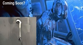 VIdeo: Terminator 2-style liquid metal could create morphing electronics