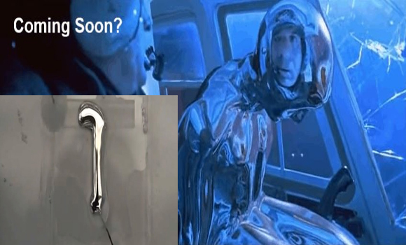 VIdeo Terminator 2-style liquid metal could create morphing electronics