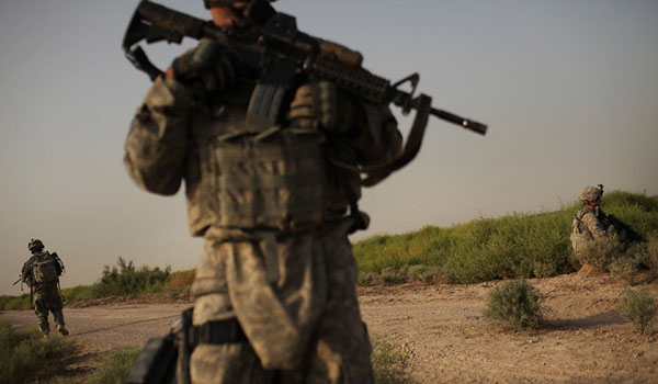 Washington concealed US troops exposure to chemical weapons in Iraq – intel docs
