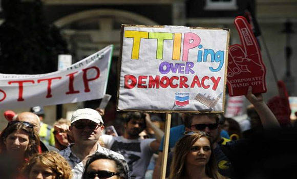What is TTIP And six reasons why the answer should scare you