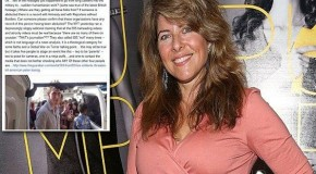 'Where are they getting all these folks from?' Author Naomi Wolf is condemned for suggesting ISIS hostages are ACTORS and be-headings aren't real