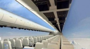 Windowless Planes Are Closer Than You Think — And They Look Awesome