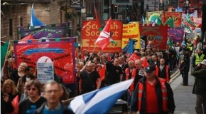 'Yes' supporters leave 'No' unions or say: stop giving our cash to Labour Party