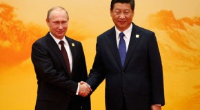 ​West concerned about Russia and China economic ties