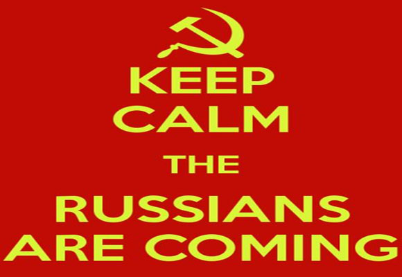 Are The Russians Coming