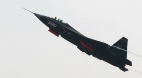 China reveals sophisticated stealth fighter jet