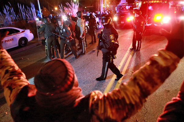 Did They Want More Violence In Ferguson 10 'Coincidences' Too Glaring To Ignore