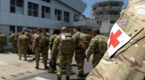 Ebola outbreak: Drug banned in US given to British soldiers fighting the virus in West Africa