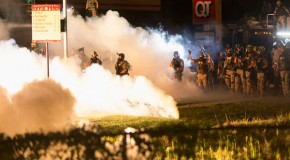 Ferguson: Riots, Race and the Democratic Machine