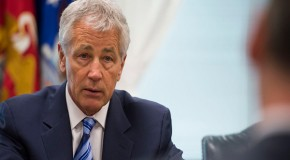 Hagel Warned Of Rogue 'New World Order', Now He's Fired