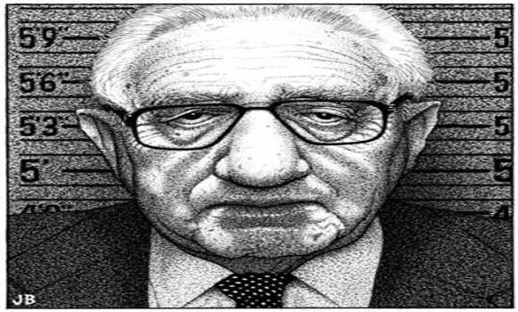 Interview with Henry Kissinger Do We Achieve World Order Through Chaos or Insight
