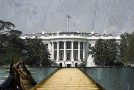 King Obama? Congressman Suggests a MOAT Around the White House After Gunman Scare