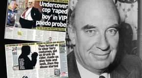 'MI6 chief and shamed diplomat raped me' claims alleged victim of VIP paedophile abuse ring