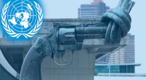 Merry Christmas: UN Declares Arms Trade Treaty to Go Into Effect Dec. 24