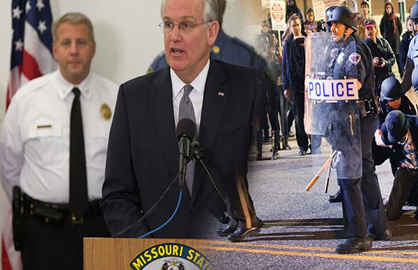Missouri gov declares state of emergency ahead of Ferguson verdict