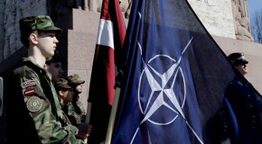 NATO concerned over Russian military buildup inside, near Ukraine