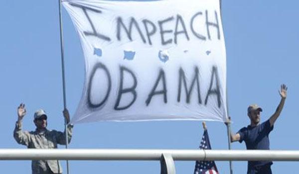 Obama está contando com Rejeição de Impeachment