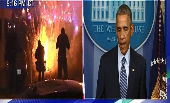 Official Obama Ordered National Guard Stand-Down During Ferguson Riots