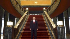 Recep Tayyip Erdogan: The 'new sultan' now has a new palace – and it has cost Turkish taxpayers £400m