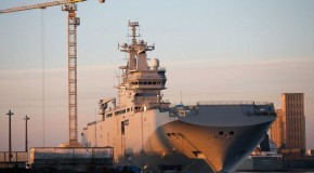 Russia Just Gave France A Final Deadline To Hand Over The Mistral Warship