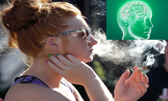 Scientists Found Something Strange When They Looked At The Brains Of Stoners