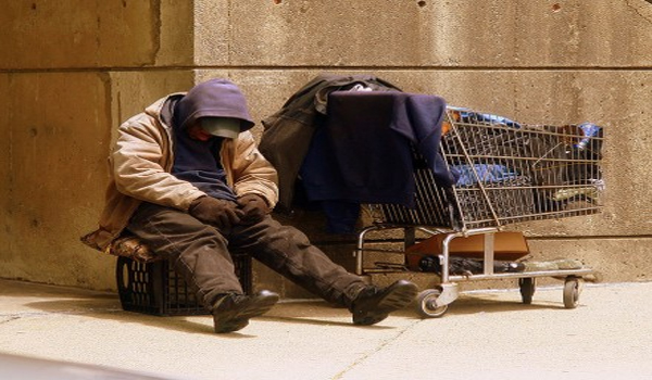 The 'NIMBY' Cities Who Ban the Feeding of the Homeless