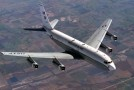 US plane flying over Russian airspace, taking photos of military equipment