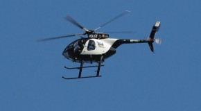 US police established no-fly zone over Ferguson