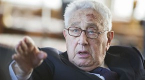 US was wrong to say Assad must go: Kissinger