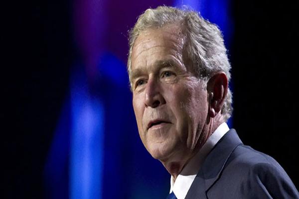 Bush Arrest Soon