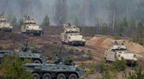NATO Justifies Military Buildup Near Russia by 'Fairy Tales'