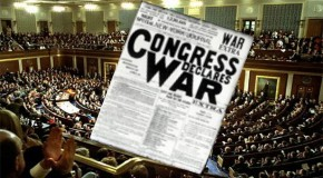 Reckless Congress 'Declares War' on Russia