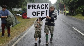 Fracking could be as damaging as thalidomide, tobacco and asbestos, government's Chief Scientific Adviser warns in new report