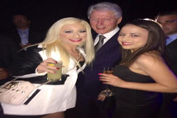 Bill Clinton Elite Sex Criminal Guarded By Thousands of Pentagon Child Pornographers