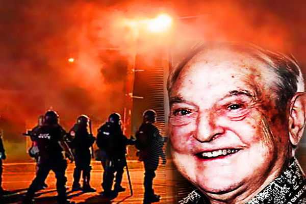 Billionaire George Soros Funded the Highly Organized Ferguson Protests to the Tune of $33 Million