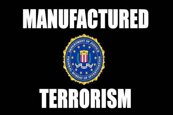 FBI Thwarts Terror Plot on Capitol (That They Planned)