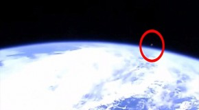 Nasa accused of cutting live ISS feed as 'UFOs' hover in sight: Conspiracy theorists claim space agency is hiding alien life