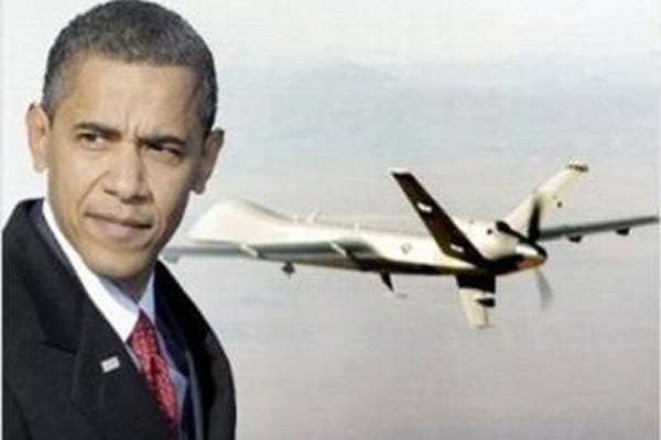 Obama Has Killed More People with Drones than Died On