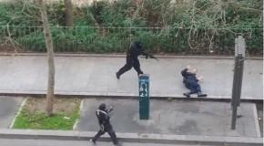 False Flag: Paris Shooting Appears Fake