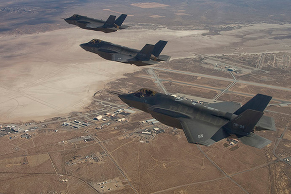 Pentagon never even planned F-35's gun to shoot until 2019
