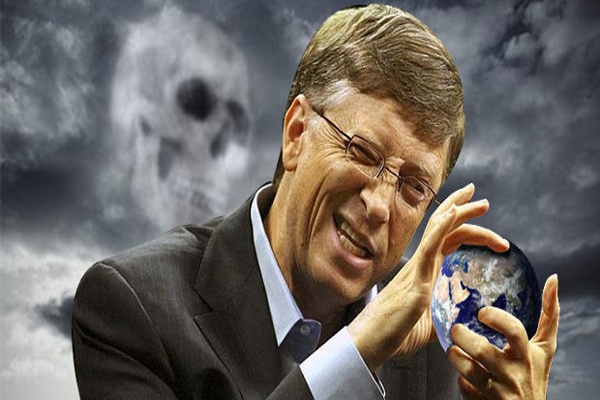 What Bill Gates Just Said Will Make Your Skin Crawl Are You Ready For The NWO
