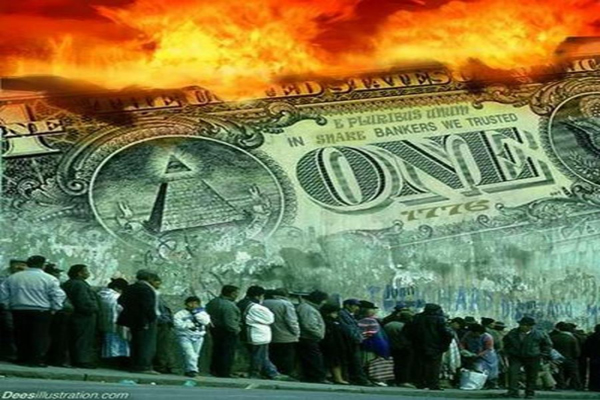 Global Currency Wars Are Triggering It